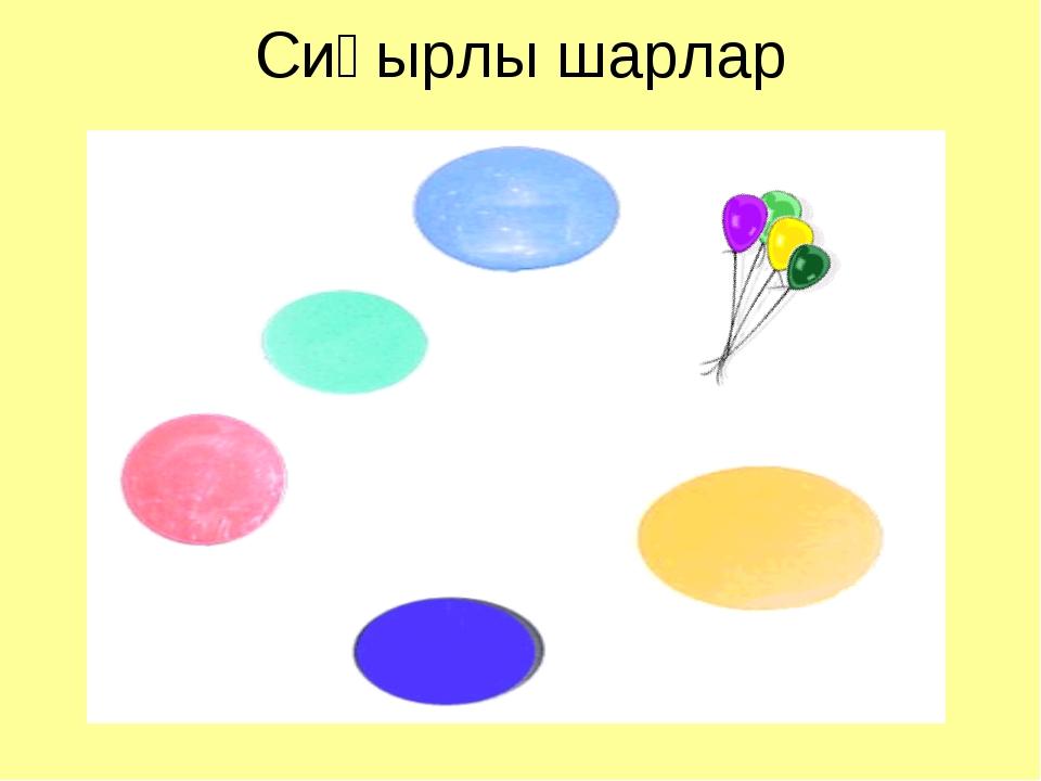 Сиқырлы шарлар