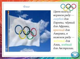 И, конечно же, Гимн! Гимн звучит для победителей олимпиады, это самая главна