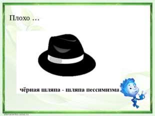 Плохо … Непорада Наталия Евгеньевна