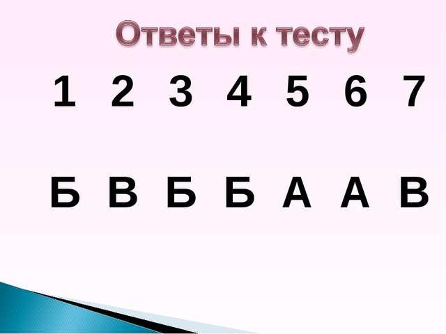 1234567 БВББААВ