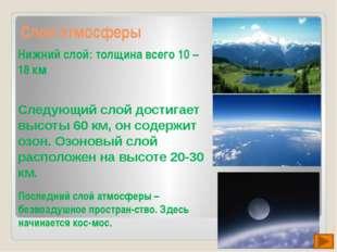 Так выглядит земная атмосфера из космоса.