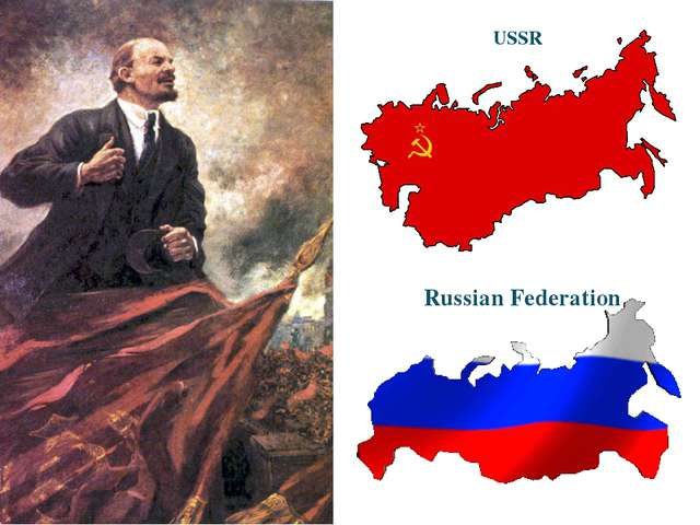 Russian Federation USSR