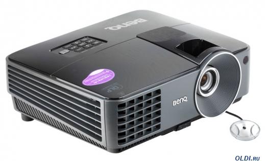 Мультимедийный проектор BenQ MS502 (DLP; SVGA; 2700 ANSI; High Contrast Ratio 13,000:1; 6000 hrs lamp life (Eco Mode), 3D-Ready)