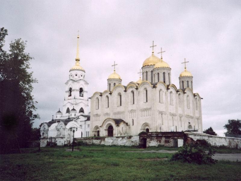 Владимир, Успенский собор