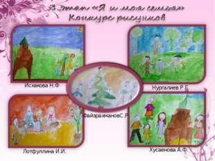 Исхакова Н.Ф Нургалиев Р.Г. ФайзрахмановС.Р. Лотфуллина И.И. Хусаенова А.Ф.