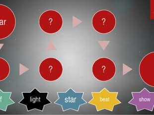 show light star beat off 4