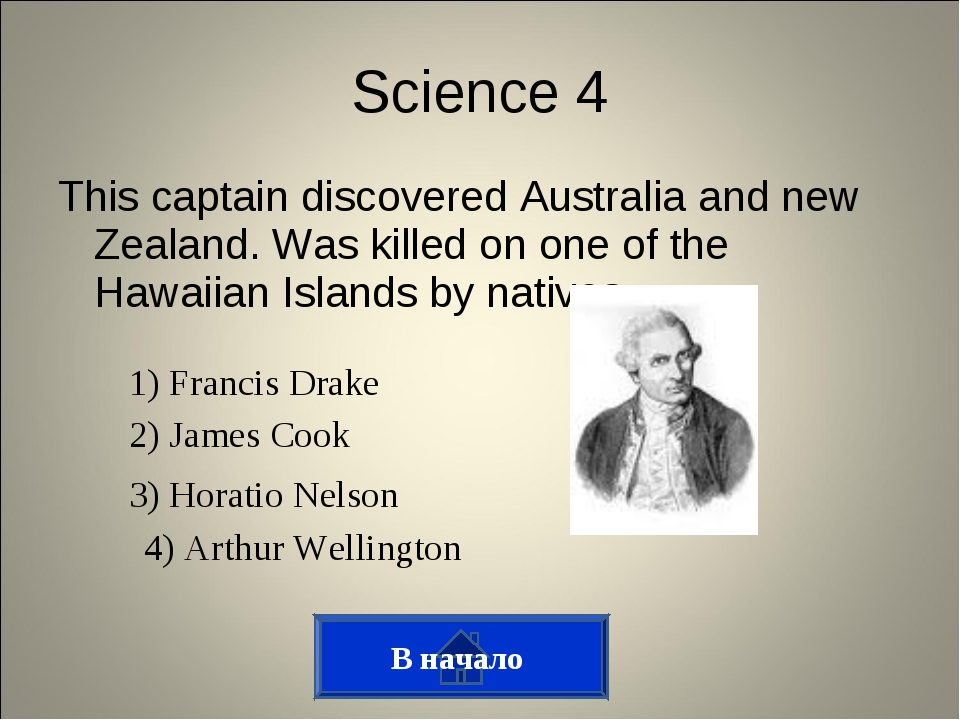 This captain discovered Australia and new Zealand. Was killed on one of the H...