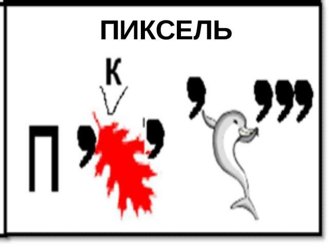 ПИКСЕЛЬ