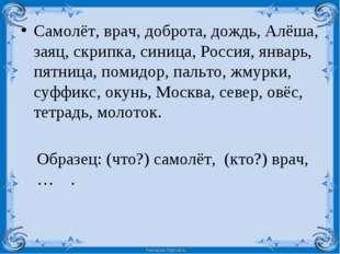 Самолёт, врач, доброта, дождь, Алёша, заяц, скрипка, синица, Россия, январь,