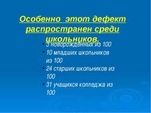 Степени и формы близорукости - Слабая (до 3,0 диоптрий) - Средняя (до 6,0 ди