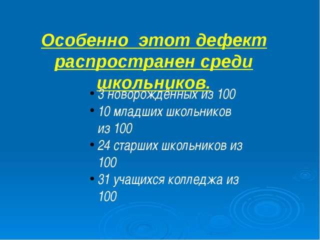 Степени и формы близорукости - Слабая (до 3,0 диоптрий) - Средняя (до 6,0 ди...