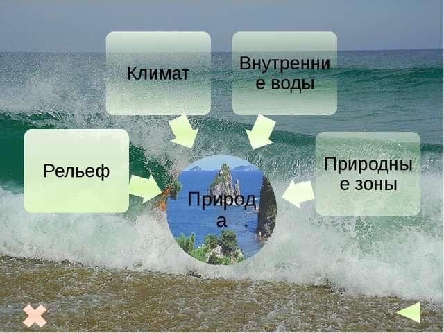 Задание 3. Выберите правильное утверждение о природе Дальнего Востока. Вопро...