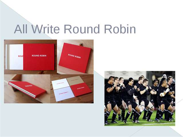 All Write Round Robin