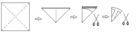 Как сделать юрту из бумаги своими руками