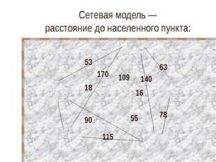 Модели, описывающие состояние системы в определенный момент времени — статиче