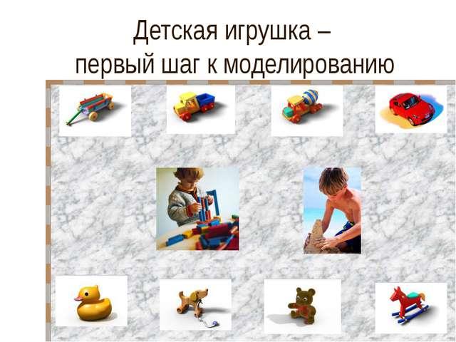Типы моделей наглядной формы: макет, муляж, кристаллическая решетка