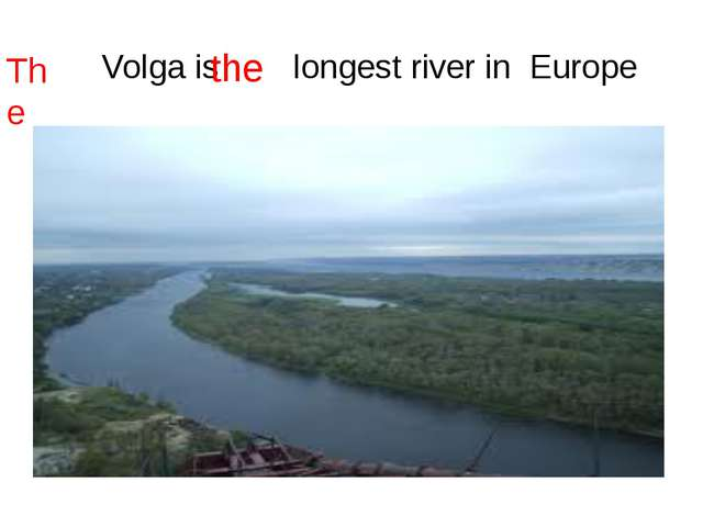 Volga is longest river in Europe the The