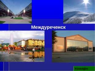 Междуреченск Игровое поле
