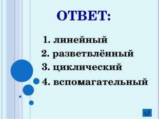 ОТВЕТ: БД - это информационная модель, позволяющая в упорядоченном виде хран