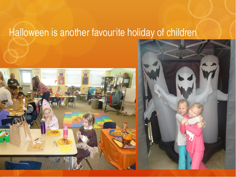 Halloween is another favouгite holiday of children