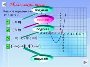 1 2 3 4 5 6 7 -7 -6 -5 -4 -3 -2 -1 7 6 5 4 3 2 1 -1 -2 -3 -4 -5 -6 -7 [-4; 0]