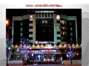 ООО «ЛУКОЙЛ-ПЕРМЬ»