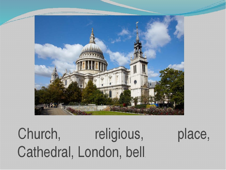 Church, religious, place, Cathedral, London, bell,