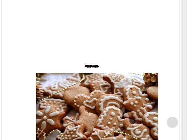 Ll Lebkuchen. Lebkuchen wurden früher aus Heilkräutern, Mehl und Honig gebac...