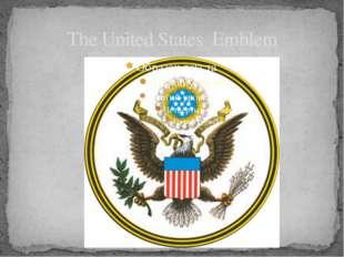 The United States Emblem