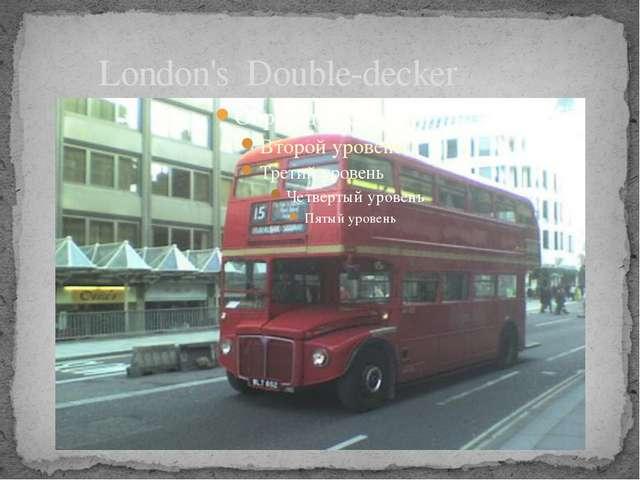 London's Double-decker