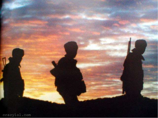Вам, прошедшим Афганистан и Чечню, посвящается…