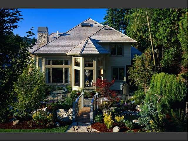 Мы проявляем свой художественный вкус, когда строим дома, ….