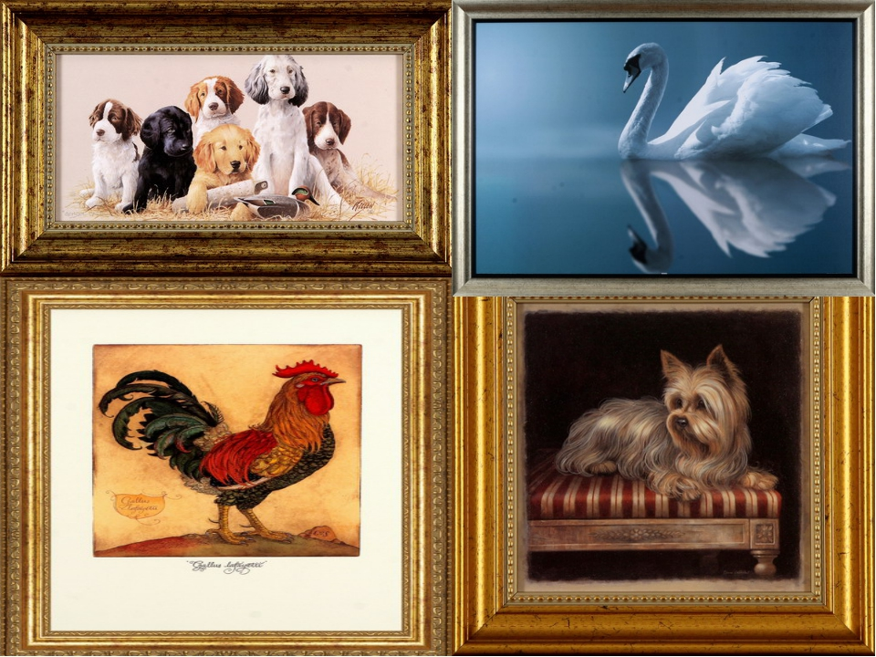 Каждый художник через свою картину делится с нами какой-то информацией. Эти...