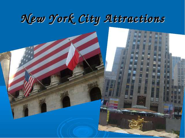 New York City Attractions