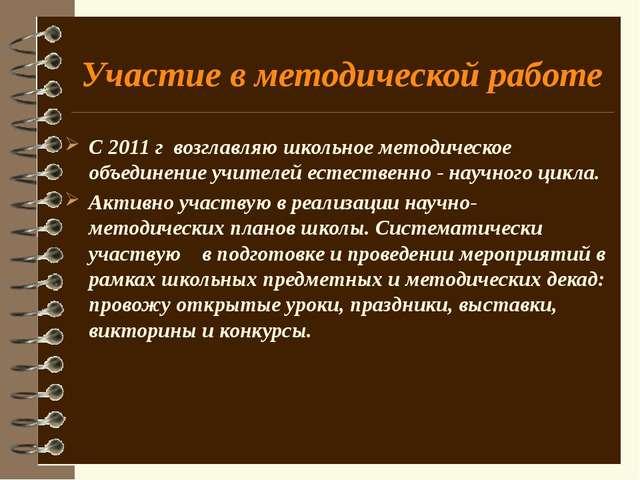 Участие в методической работе Мастер-класс «Учение с увлечением» «Панорама ме...