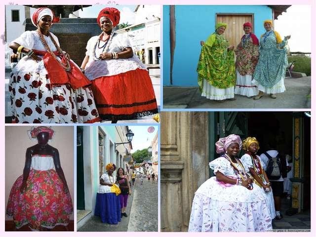 8 чтец: Бразилиа удивительная страна с незабываемой своеобразной культурой. /...