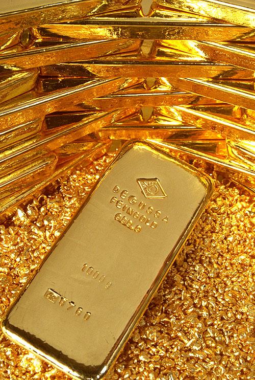 реферат где добывали золото древний египет