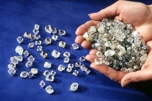 В 2011 г. Россия произвела 35,14 млн. карат алмазов