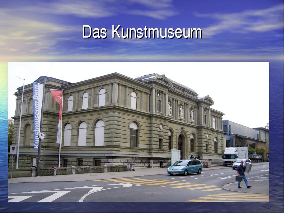 Das Kunstmuseum
