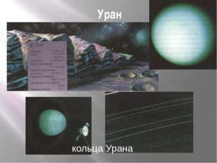 Уран кольца Урана