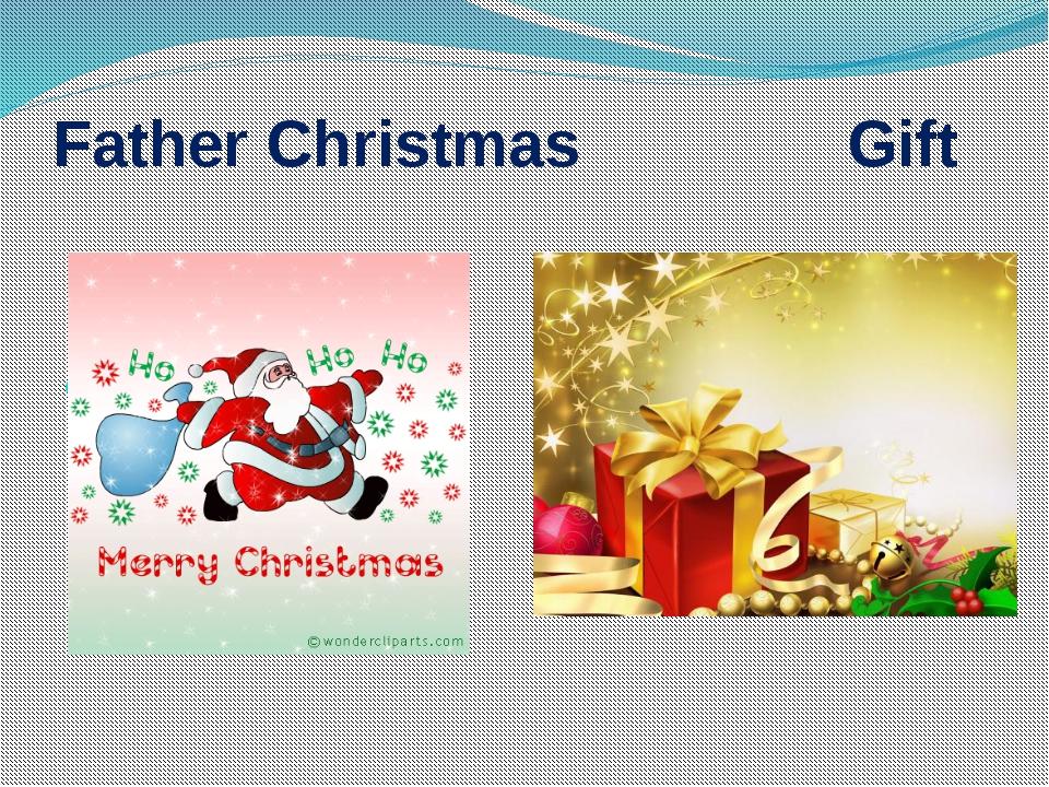 Father Christmas Gift