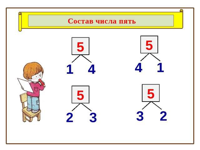 Презентация число и цифра 5 скачать бесплатно