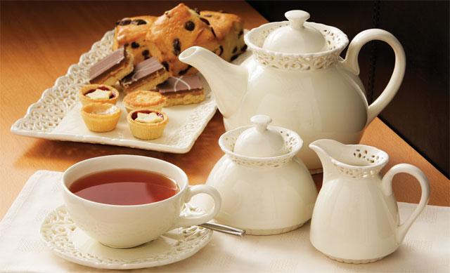 Традиции англичан в чаепитии