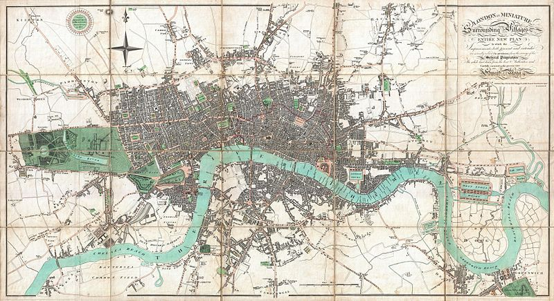 File:1806 Mogg Pocket or Case Map of London, England - Geographicus - London-mogg-1806.jpg