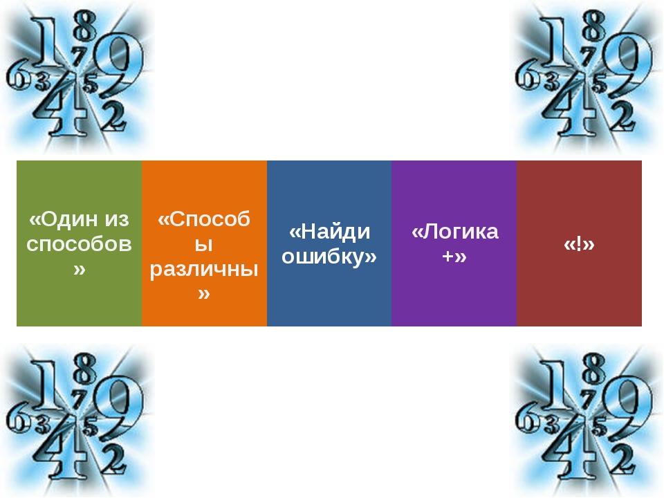 «Один из способов» Сколькими способами из цифр 3, 7, 8, 9 можно составить тре...