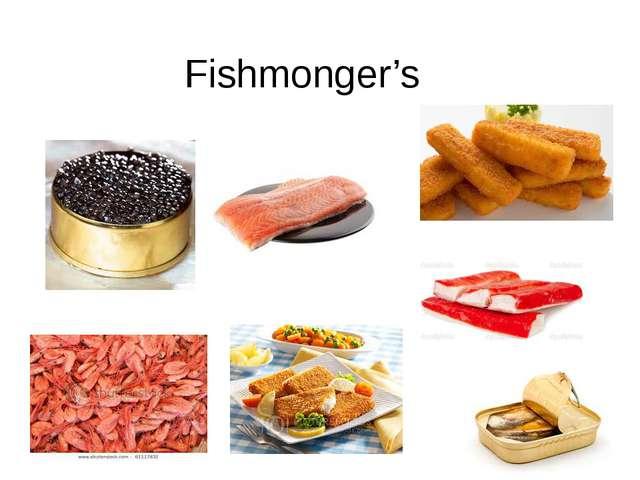 Fishmonger's