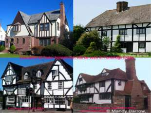 Examples of Tudor houses can still be seen in Tonbridge today. Port Reeve Hou