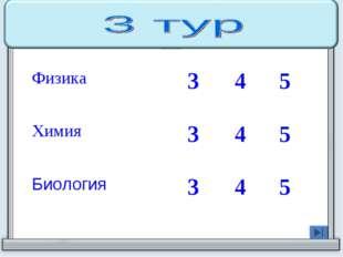 Физика345 Химия345 Биология345