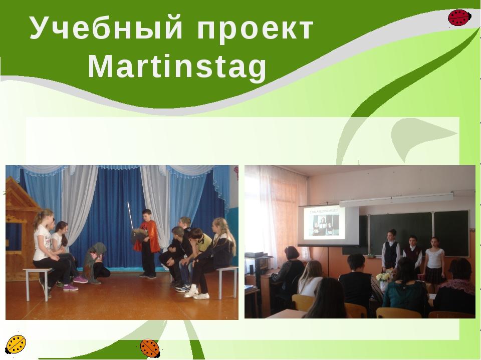 Учебный проект Martinstag