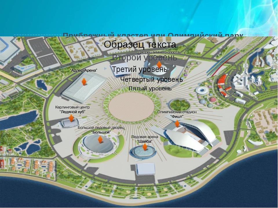 Прибрежный кластер или Олимпийский парк